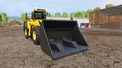Volvo L180F v3.0 para Farming Simulator 2015