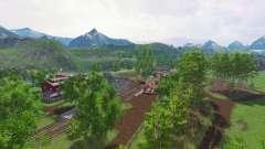 Silent valley v2.01 para Farming Simulator 2015