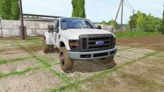 Ford F-350 Super Duty Regular Cab para Farming Simulator 2017