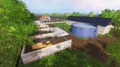 Unna district v2.3 para Farming Simulator 2015