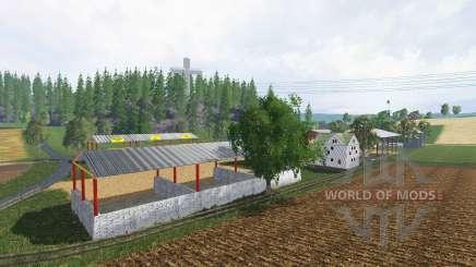 Las Grandes Montañas Humeantes para Farming Simulator 2015
