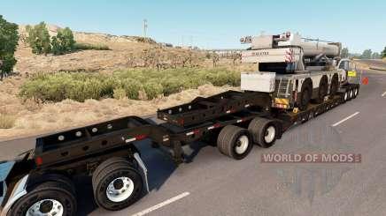 Fontaine Magnitude 55L Terex para American Truck Simulator