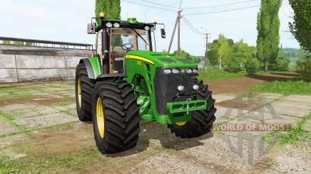 John Deere 8530 v4.0 para Farming Simulator 2017