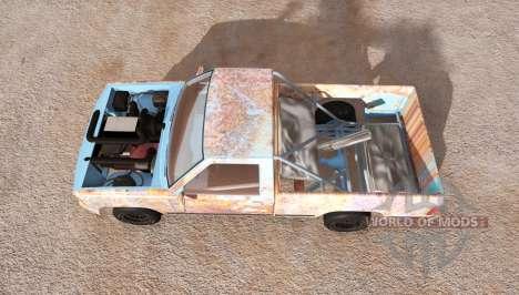Gavril D-Series old smokey v2.0 para BeamNG Drive
