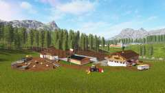 South Tyrol v2.0 para Farming Simulator 2017