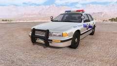 Gavril Grand Marshall kentucky state police v3.0 para BeamNG Drive