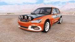 Hirochi Sunburst hatchback v1.11 para BeamNG Drive