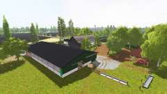 Mappinghausen para Farming Simulator 2017