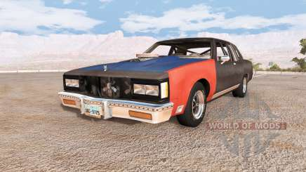 Oldsmobile Delta 88 grandpa mayhem v1.5.1 para BeamNG Drive