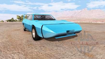 Dodge Charger Daytona v1.5 para BeamNG Drive