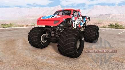 CRD Monster Truck v1.11 para BeamNG Drive