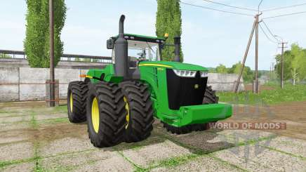 John Deere 9520R para Farming Simulator 2017