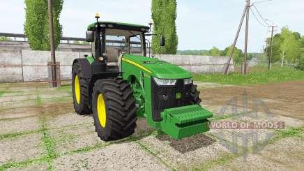 John Deere 8245R para Farming Simulator 2017