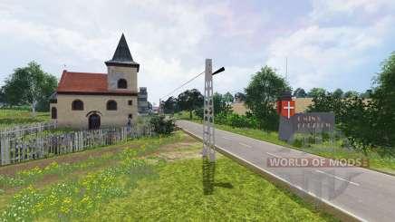 Gorzkowa v2.0 para Farming Simulator 2015