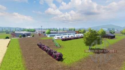 Isere agriculture para Farming Simulator 2013