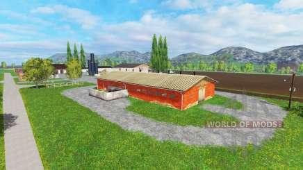 District of Breisgau v1.3 para Farming Simulator 2015