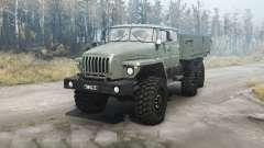 Ural 4320-1912-60 para MudRunner