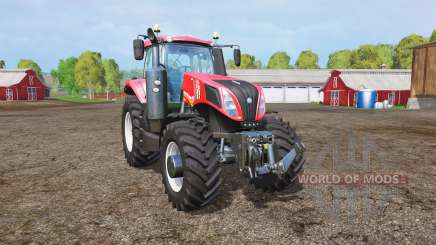 New Holland T8.435 red power para Farming Simulator 2015