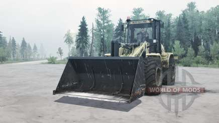 New Holland W170C para MudRunner
