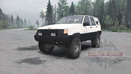 Jeep Grand Cherokee (ZJ) para MudRunner