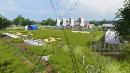 Radowiska Fa Cztery para Farming Simulator 2013