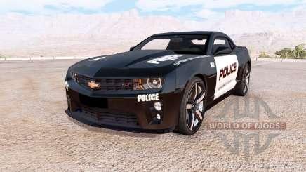 Chevrolet Camaro ZL1 Police para BeamNG Drive