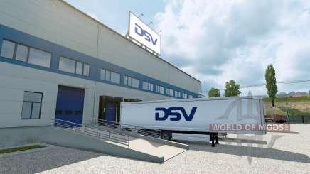 La nueva empresa para Euro Truck Simulator 2