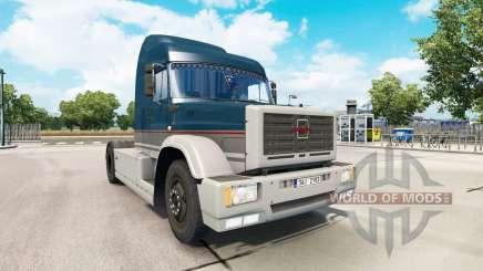 ZIL MMZ 5423 v2.5 para Euro Truck Simulator 2