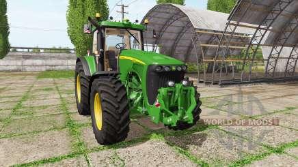 John Deere 8120 v4.0 para Farming Simulator 2017