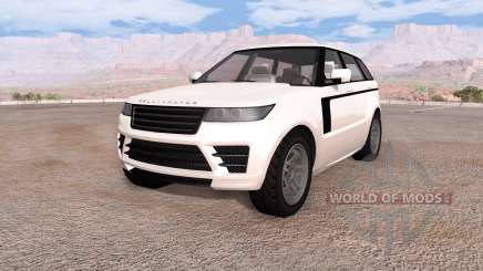 GTA V Gallivanter Baller LE para BeamNG Drive