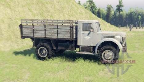 MAZ 200 para Spin Tires
