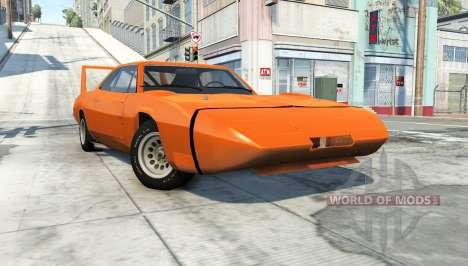 Dodge Charger Daytona v1.5.9 para BeamNG Drive