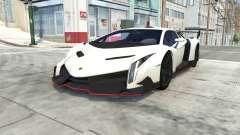 Lamborghini Veneno para BeamNG Drive