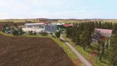 SudThuringen v3.0 para Farming Simulator 2017