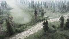 Anninsky bosque para MudRunner