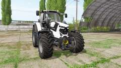 Deutz-Fahr Agrotron 6175 TTV white edition