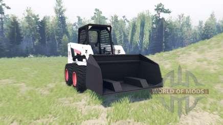 Bobcat S160 para Spin Tires