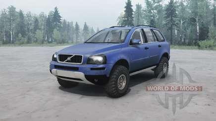 Volvo XC90 2009 para MudRunner