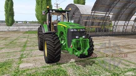 John Deere 8530 power edition para Farming Simulator 2017