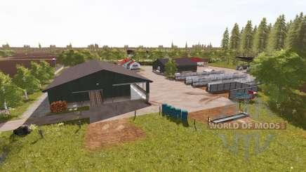 Holland landscape v1.03 para Farming Simulator 2017