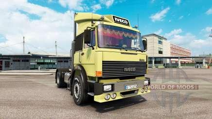 Iveco-Fiat 190-38 Turbo Special v1.1 para Euro Truck Simulator 2