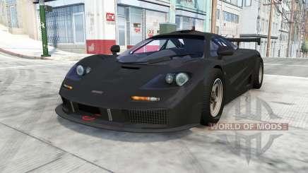 McLaren F1 GTR para BeamNG Drive