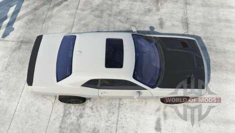 Dodge Challenger SRT Hellcat (LC) para BeamNG Drive