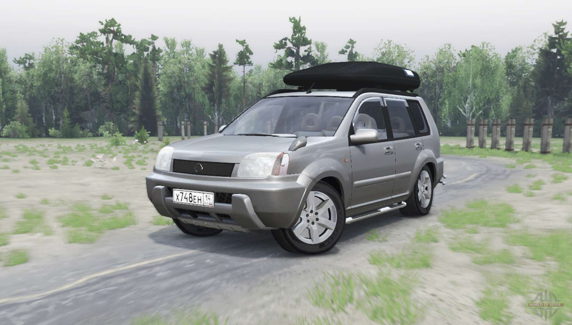 nissan x trail t30 para spin tires. Black Bedroom Furniture Sets. Home Design Ideas