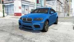 El BMW X6 M (Е71) para BeamNG Drive