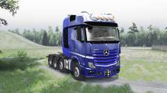 Mercedes-Benz Actros 4163 SLT (MP4)