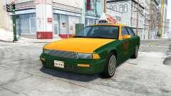 Gavril Grand Marshall belasco cab para BeamNG Drive