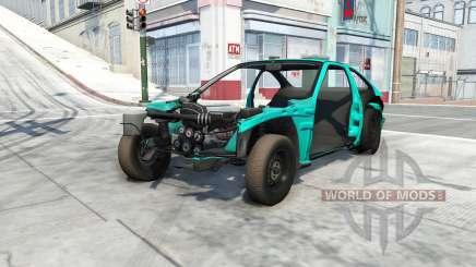 Ibishu 200BX stripped para BeamNG Drive