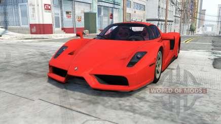 Ferrari Enzo para BeamNG Drive