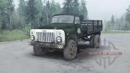 GAZ 53 4x4 para MudRunner